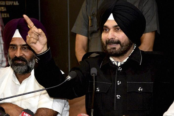 Congress tight-lipped over joining hands with Sidhu for Punjab polls
