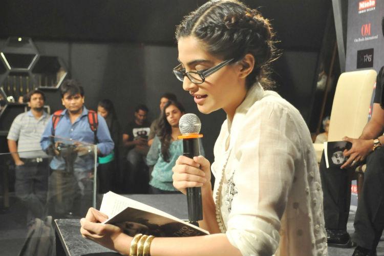 Sonam Kapoor recommendation: 5 must-readbooks