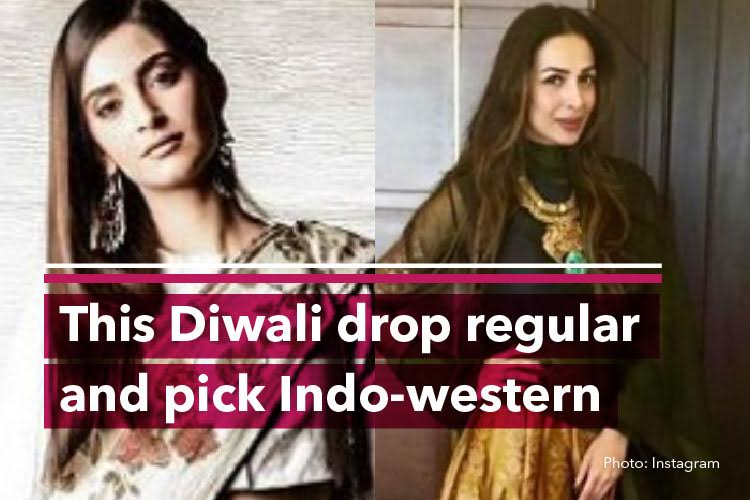 Still wondering what to wear for Diwali? Get inspired by these Bollywood celebs