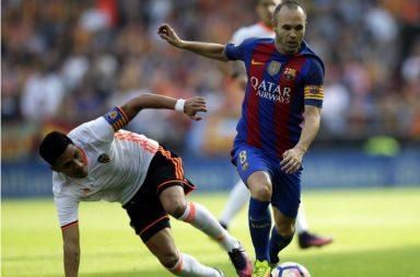 Andres Iniesta, football, Spain, Barcelona