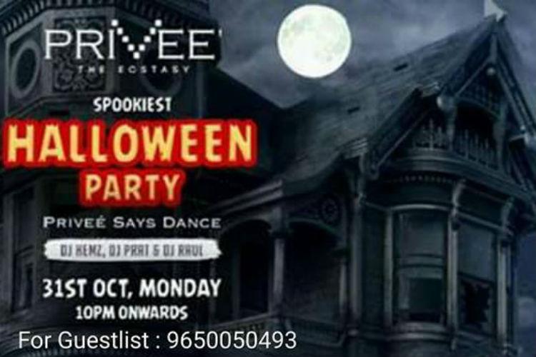 Halloween, Delhi, Halloween Party