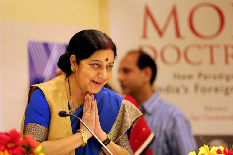 Sushma Swaraj admitted to AIIMS for kidney failure, ondialysis