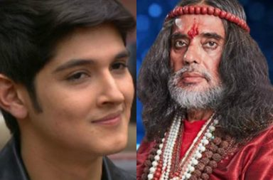 Swami Om and Rohan Mehra (Courtesy: Express)