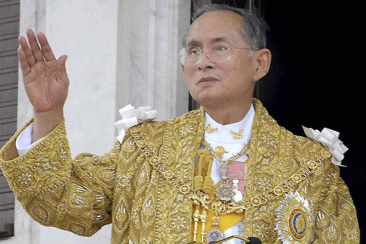 Thailand's king just passed away. There's more than 1 reason the world is mourning him