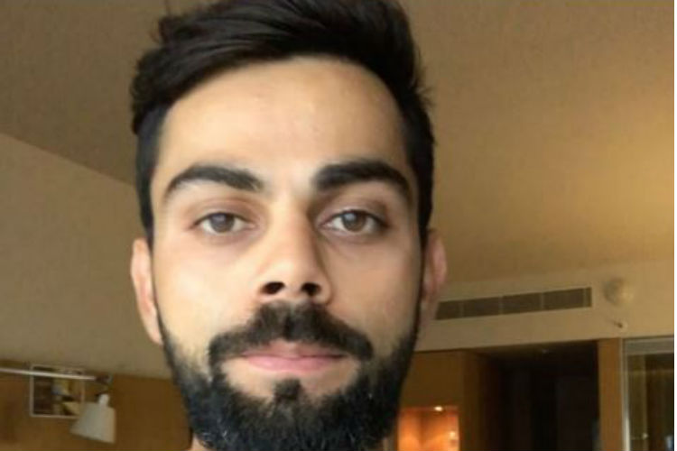 Virat Kohli's emotional message to soldiers will make you proud