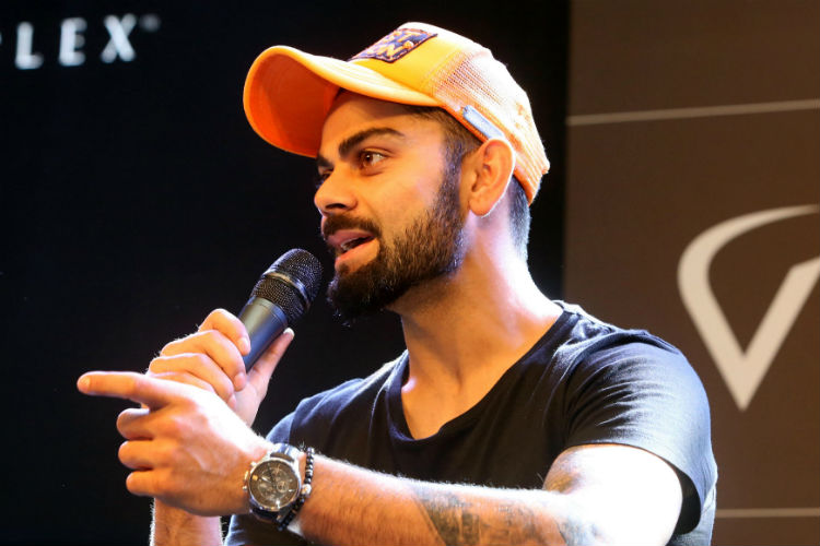 Virat Kohli hails PM Modi's demonetisation as the greatest move in Indian politics
