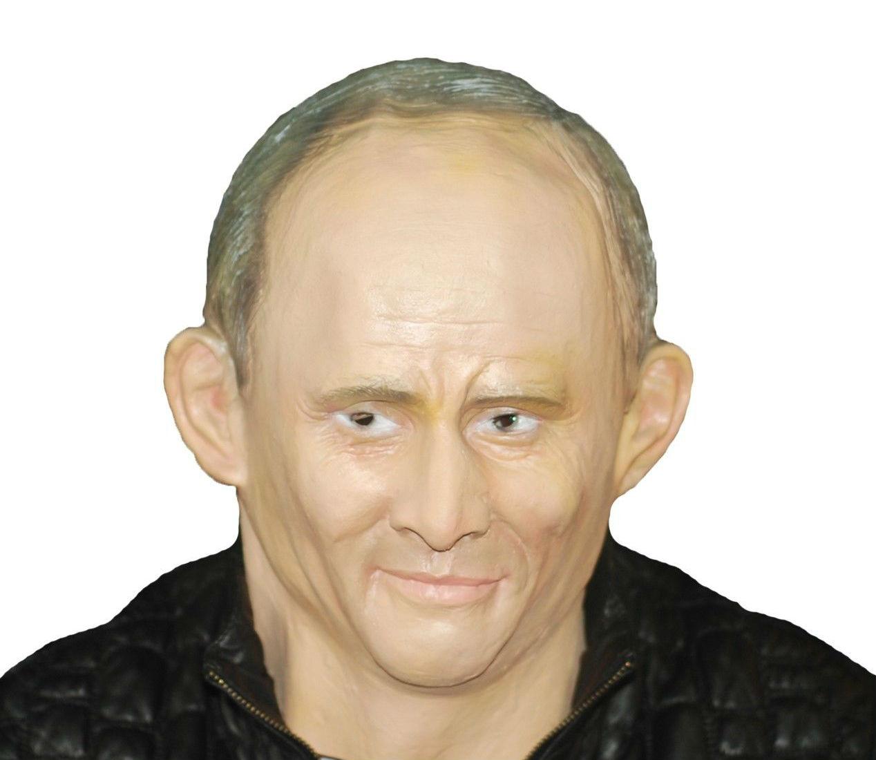 Vladimir Putin, Halloween
