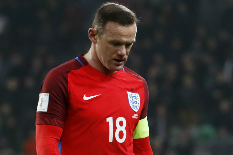 Wayne Rooney, football, England, Manchester United