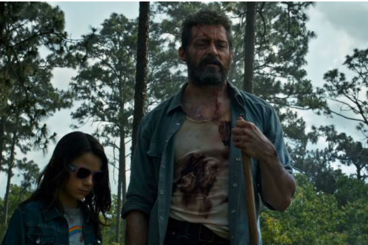 Wolverine Logan Trailer   YouTube Image For InUth.com