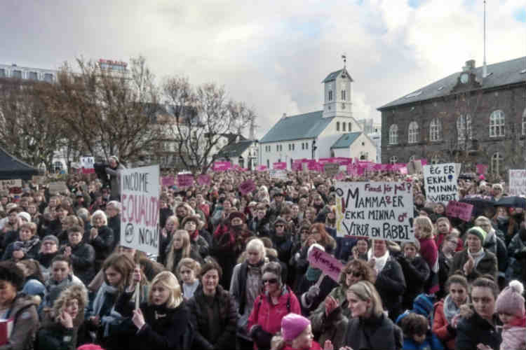 Women in Iceland are walking out of offices at 2:38 pm? Indian women should knowwhy