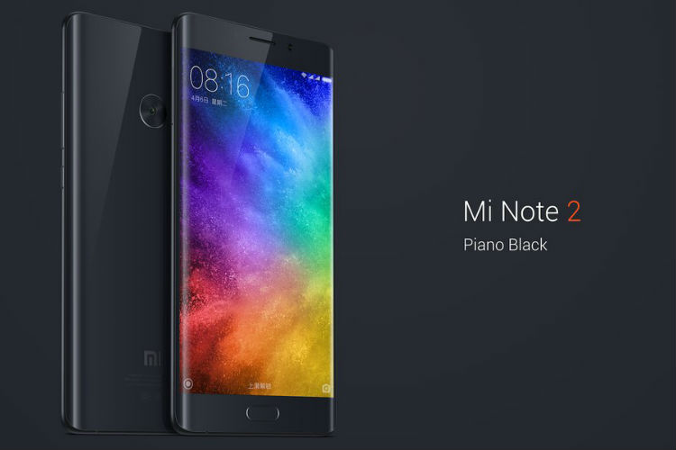 Xiaomi launches Mi Note 2 and here's why it stands out