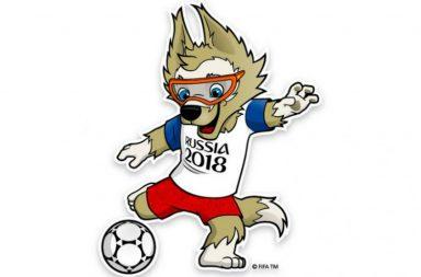 Zabivaka, 2018 FIFA World Cup, official mascot