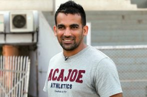 Zaheer Khan, Indian cricket