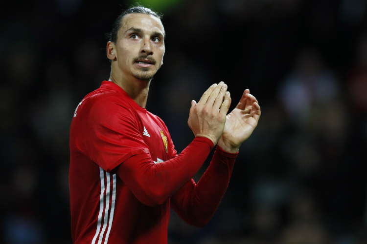 Zlatan Ibrahimovic, football