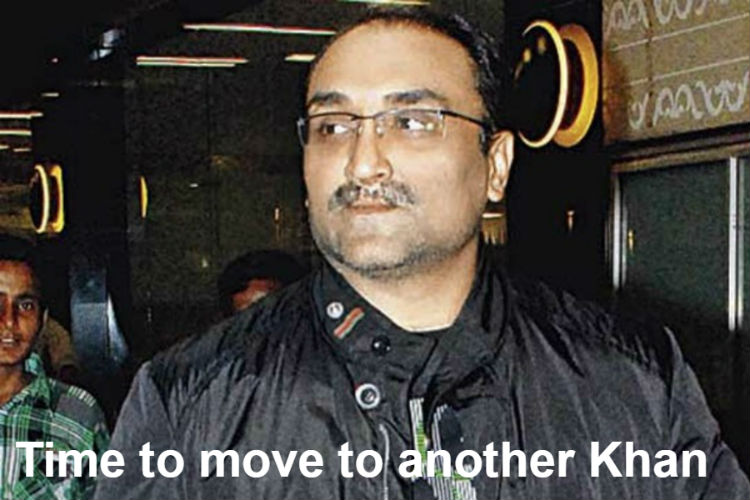 Aditya Chopra Indian Express Archive photo for InUth.com