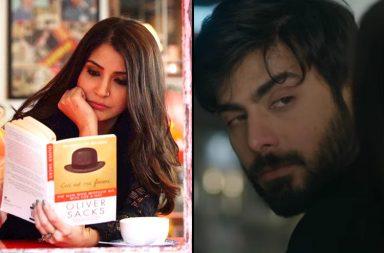 Anushka Sharma, Fawad Khan in Ae Dil Hai Mushkil YouTube screen grab for InUth.com