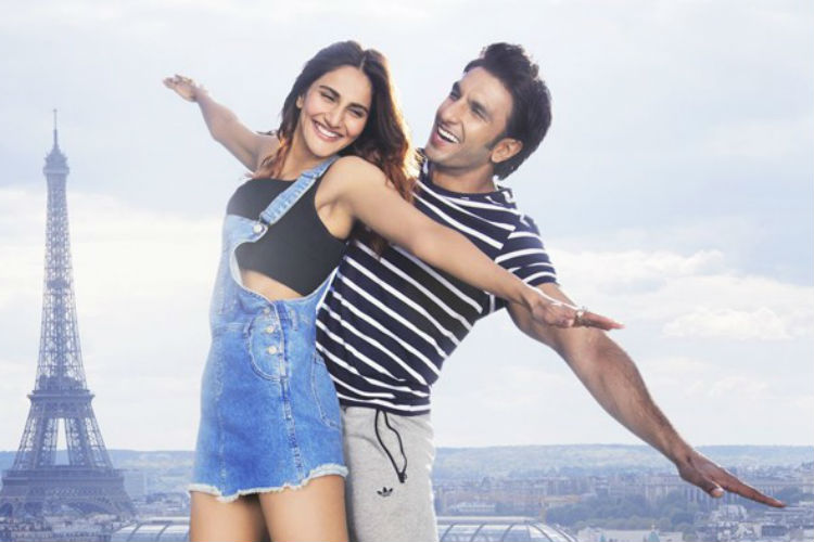 Ranveer Singh, Vaani Kapoor's 'Befikre' to make a gala premiere at Dubai International Film Festival