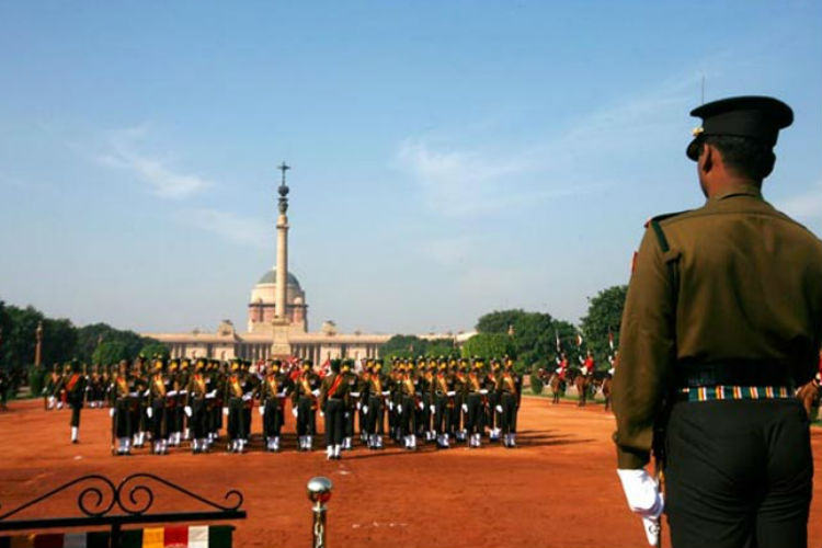 Changing Guard (Courtesy: Website/presidentofindia.nic.in)