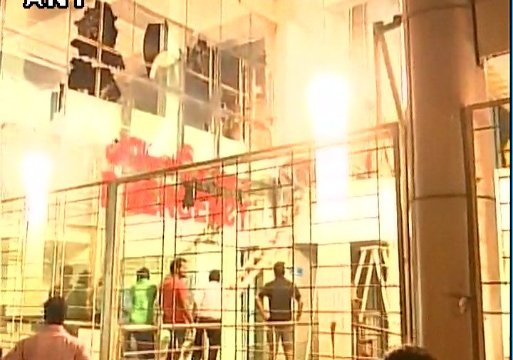 Fire breaks out at Bhubaneswar's SUM hospital, at least 19 dead