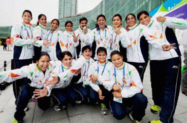 Indian women Kabaddi Team
