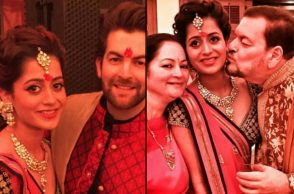 Neil Nitin Mukesh engagement Instagram photo for InUth.com