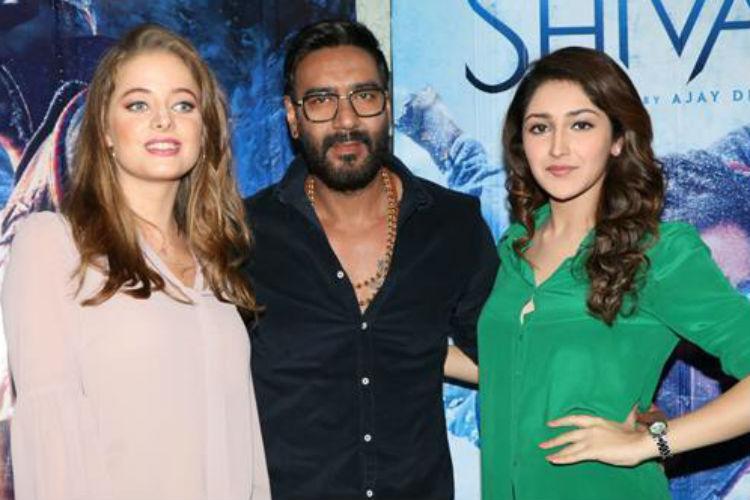 Shivaay, Erika Kaar, Ajay Devgn