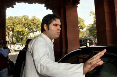 File photo of BJP leader Varun Gandhi (Photo: PTI)