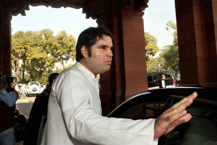 Varun Gandhi rubbishes allegations of being 'honey-trapped' by arms dealer