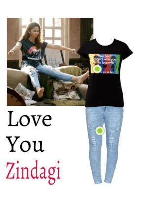Alia Bhatt, Alia Bhatt Dear Zindagi dresses, Alia Bhatt Dear Zindagi outfit