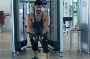 Aamir Khan Dangal workout