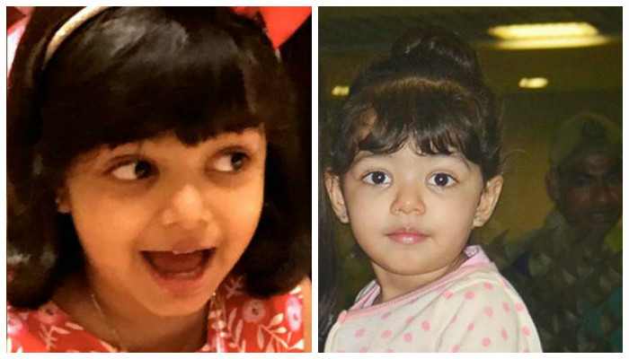 These photos of Amitabh Bachchan's granddaughter Aaradhya's b'day will make you go AWW [In pics]