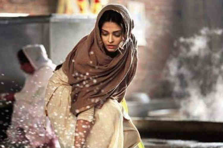 Aishwarya Rai Bachchan in a still from Sarabjit. (Photo: Express)