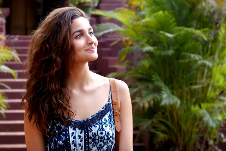 Alia Bhatt in Dear Zindagi YouTube screen grab for InUth.com