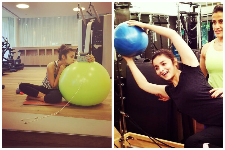 13 Alia Bhatt workout videos that will inspire the lazy bums right away!