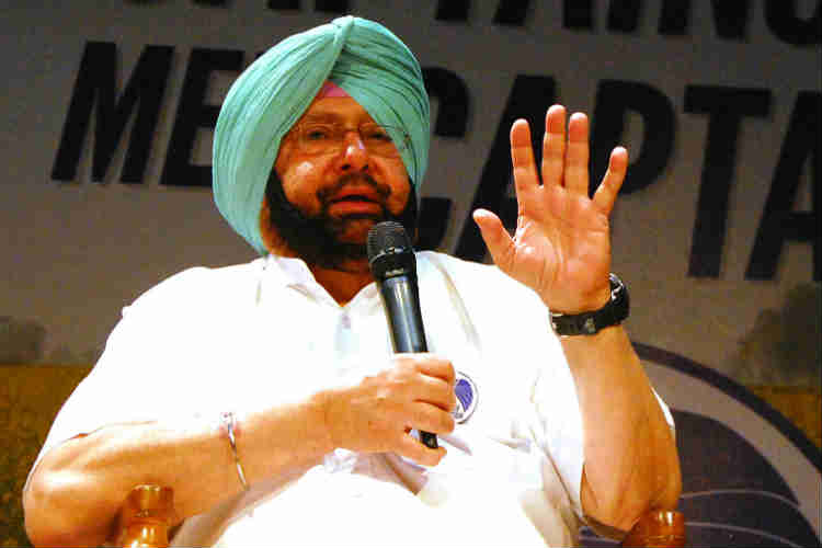 Sutlej-Yamuna canal row: Amarinder Singh quits LS seat after Supreme Court rules against Punjab