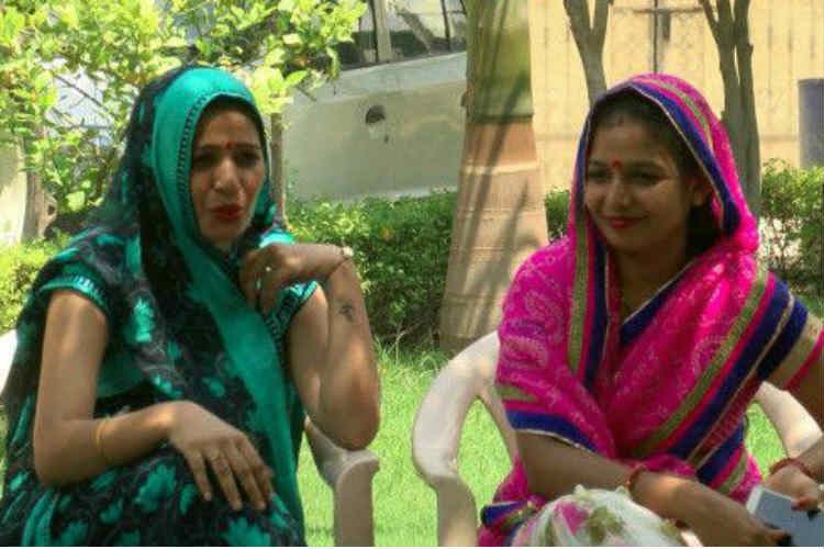 No more ghoonghat: These Faridabad sisters are fighting to end the age-old tradition