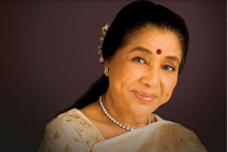 Asha Bhosle | Image for InUth.com