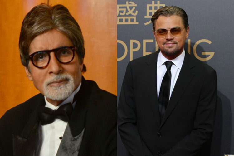 Amitabh Bachchan's birthday wish to Leonardo di Caprio isheartwarming