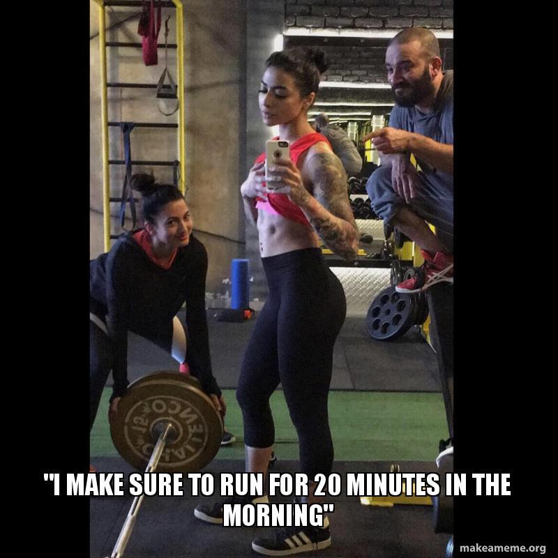 Bani J workout