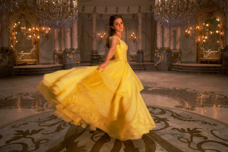 Beauty and the Beast | Walt Disney Studios Image For InUth.com