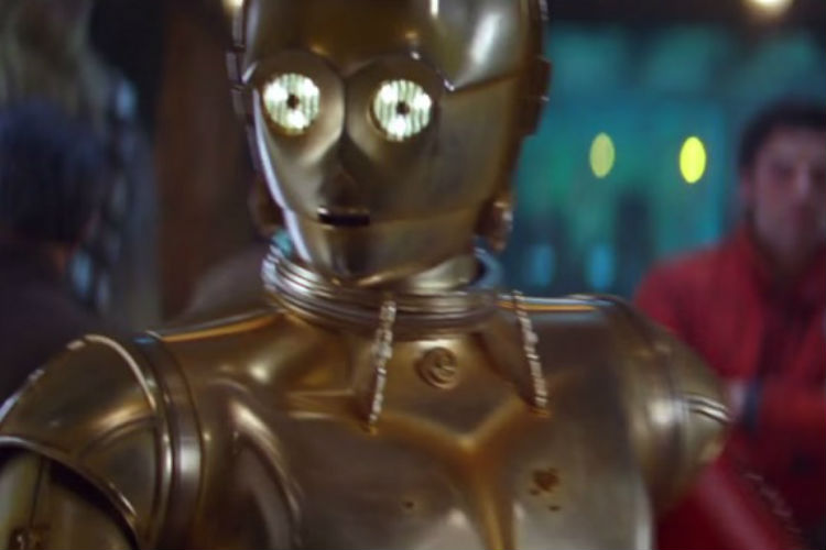 C3PO Rogue One Star Wars | Image For InUth.com