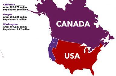 USA, Canada