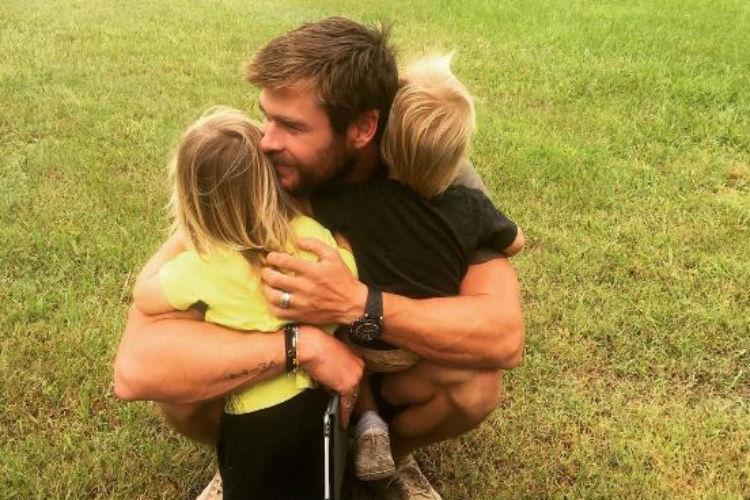 Chris Hemsworth | Instagram Image For InUth.com