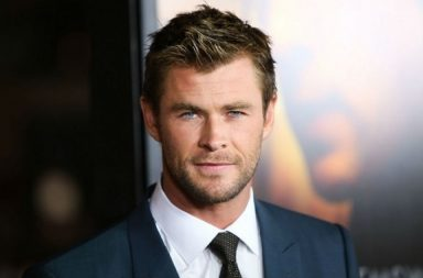 Chris Hemsworth | Instagram Image For InUth.com