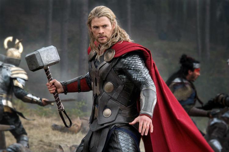 Chris Hemsworth Thor | Image For InUth.com