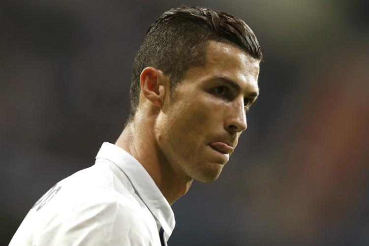 Cristiano Ronaldo, football, Real Madrid, Santiago Bernabeu