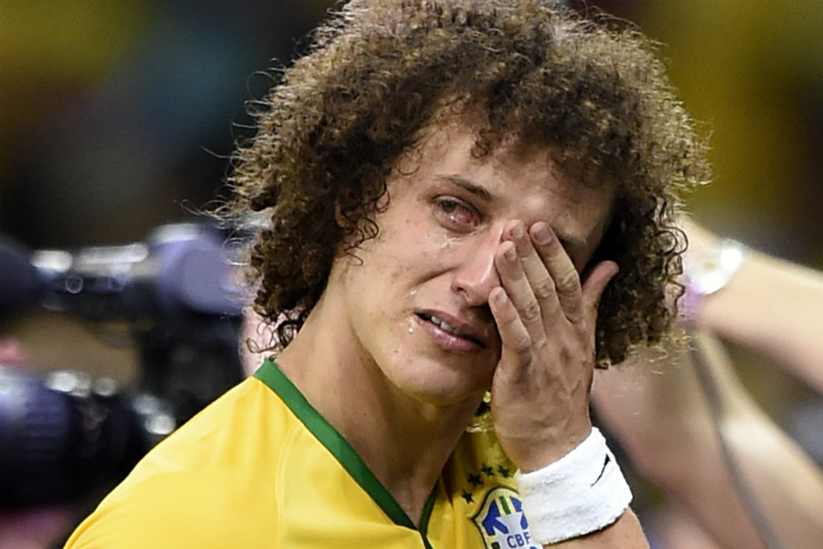 David Luiz, football, World Cup