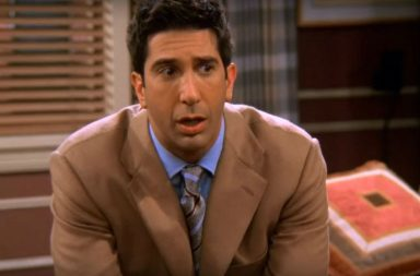 David Schwimmer | YouTube Image For InUth.com