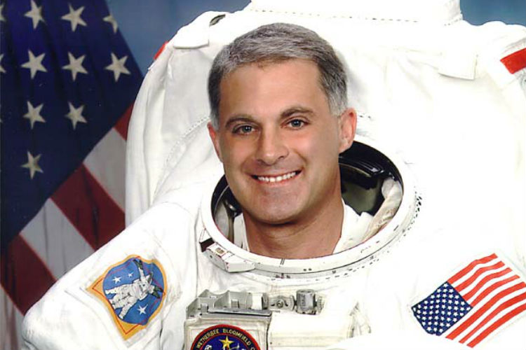 David Wolf Astronaut Space Vote | AP Image For InUth.com