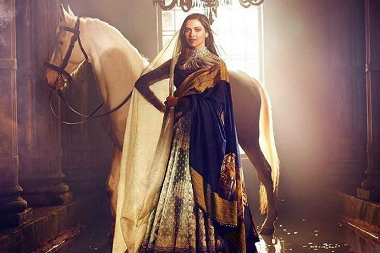 Did Deepika Padukone reveal Padmavati's plot?